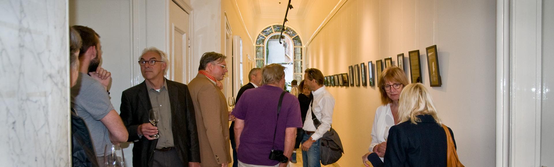 Foto-expositie bij Galerie Van de Leur
